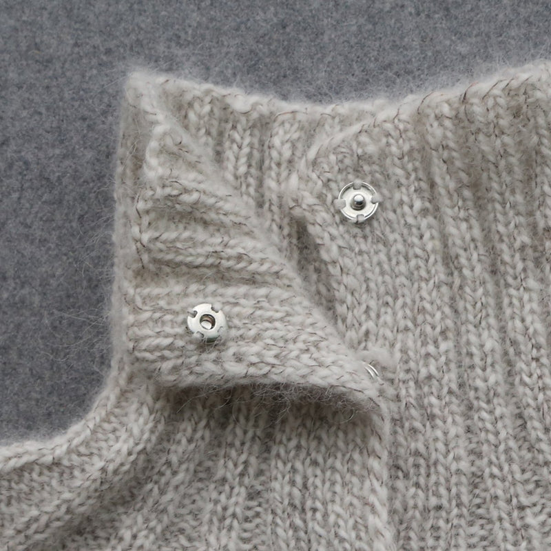 BP 01 Collar Pattern einrum Knitting Pattern