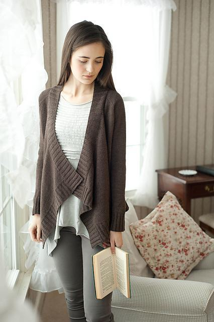 Breezy Cardigan Pattern Knitbot Knitting Pattern