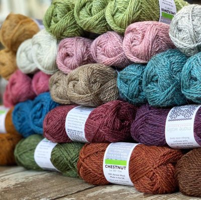 British Breeds by Marie Wallin Marie Wallin Yarn