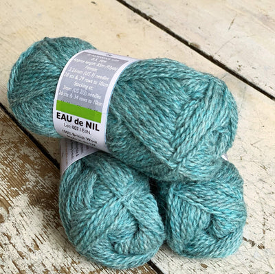 British Breeds by Marie Wallin Marie Wallin Yarn Eau de Nil BB