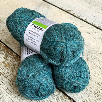 British Breeds by Marie Wallin Marie Wallin Yarn Mallard BB