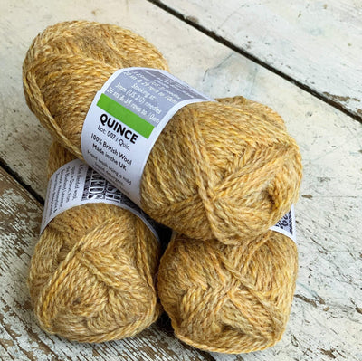 British Breeds by Marie Wallin Marie Wallin Yarn Quince BB