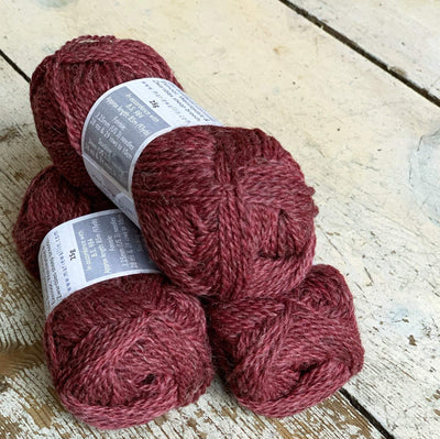 British Breeds by Marie Wallin Marie Wallin Yarn Rose BB