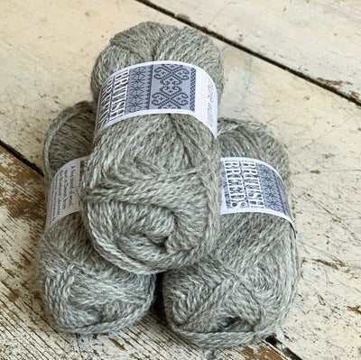 British Breeds by Marie Wallin Marie Wallin Yarn Silver Birch BB