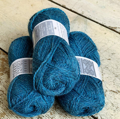 British Breeds by Marie Wallin Marie Wallin Yarn Woad BB