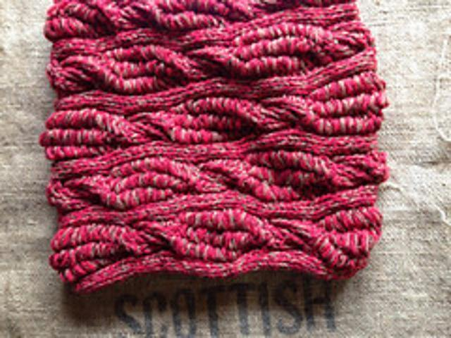Brooklyn Snood Pattern Di Gilpin Pattern