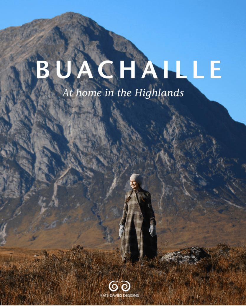 Buachaille by Kate Davies Kate Davies Designs Book