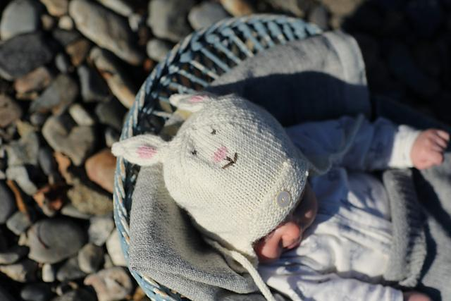 Bunny Bomber Hat Pattern by Michele Rose Orne  a4d418f8a29