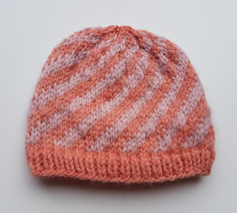 Candy Cane Hat Pattern Mrs Moon Pattern