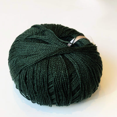 Cashmere Lace Yarntelier Yarn 114 Forest
