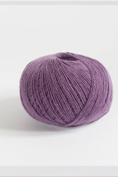 Cashmere Lace Yarntelier Yarn LE-02 Lilac