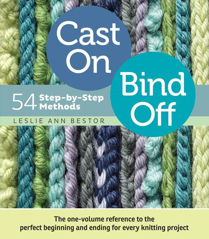 Cast On, Bind Off Book Search Press Book
