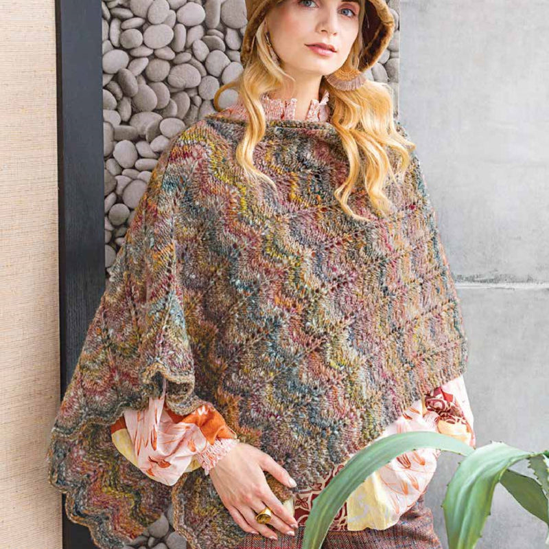 Chevron Wrap Pattern by Noro Noro Pattern