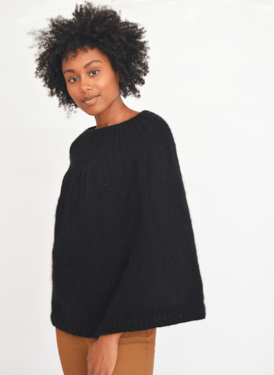 CitysCape Pattern by Clinton Hill Cashmere Clinton Hill Cashmere Pattern