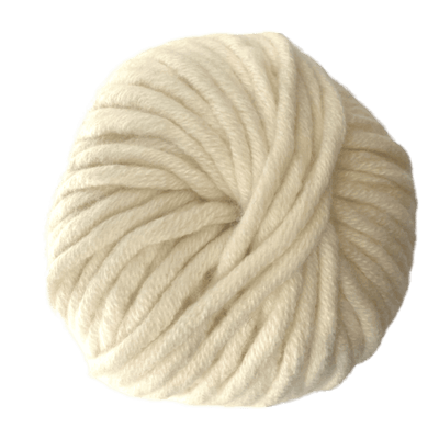 Clinton Hill Bespoke Super Bulky Cashmere Clinton Hill Cashmere Yarn Winter White Bespoke