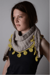 Cloudburst Shawl CROCHET Pattern Mrs Moon Pattern
