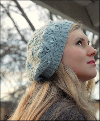 Cloudy Day Hat Pattern Never Not Knitting Pattern