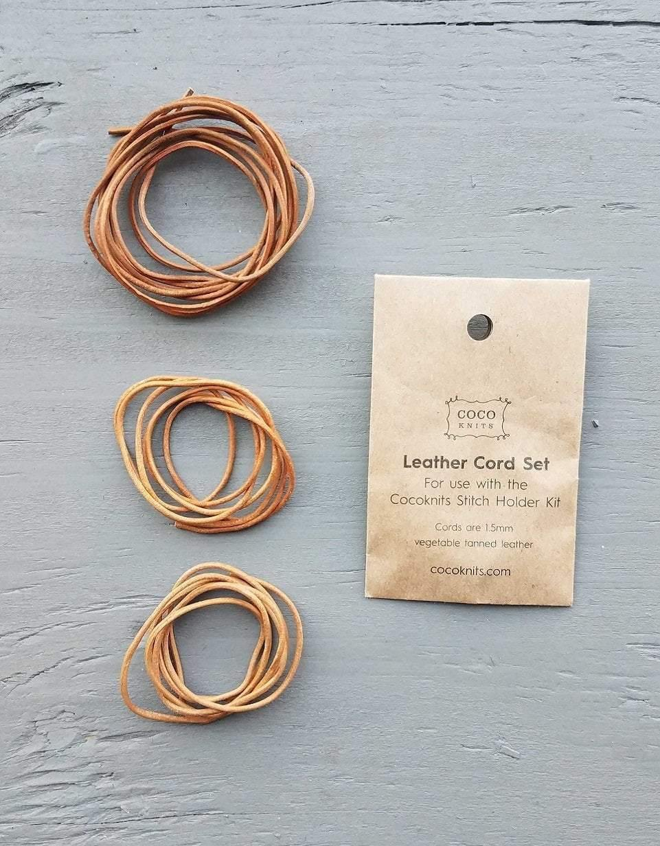 Cocoknits Leather Cord Set Cocoknits Other Stuff