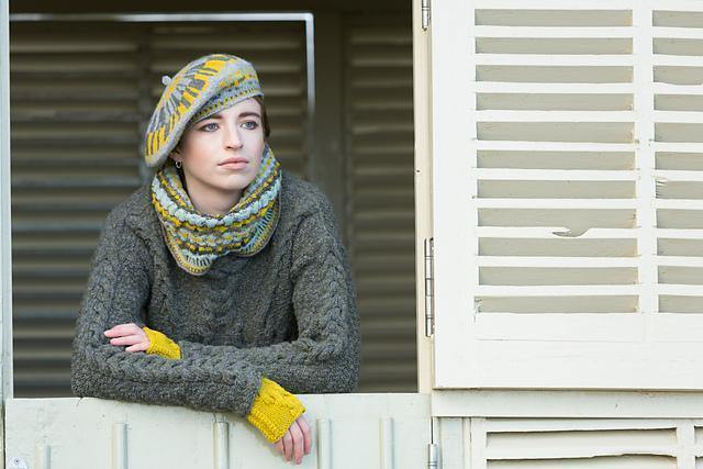 Coda Snood Pattern Di Gilpin Pattern