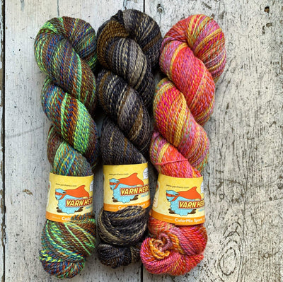 ColorMix Sport Yarn Hero Yarn