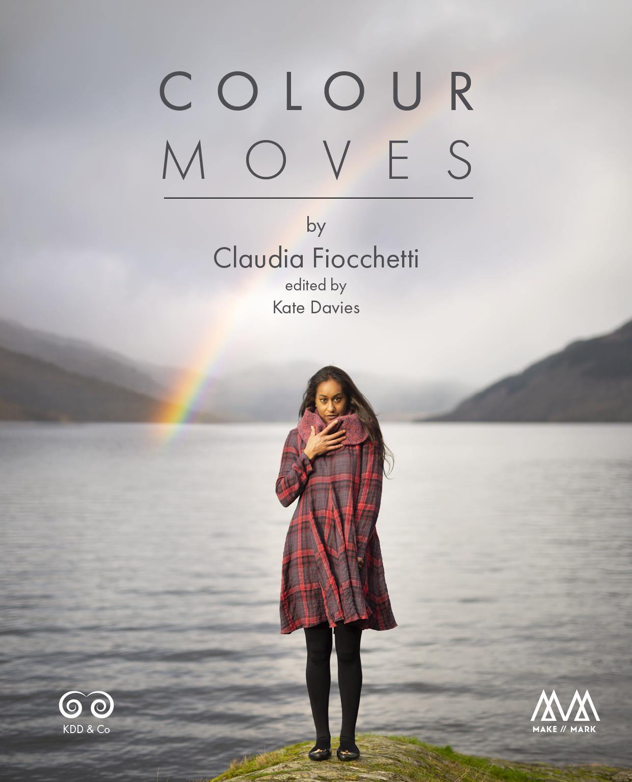 Colour Moves - Kate Davies Kate Davies Designs Book