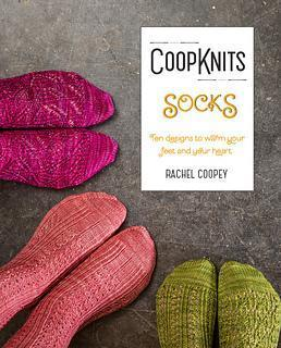 Coop Knits Socks Volume 1 Coop Knits Book Front Cover