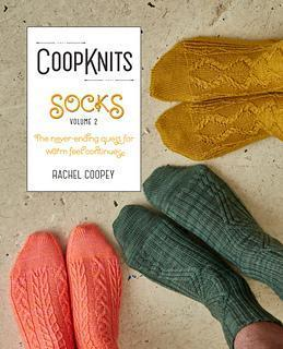 Coop Knits Socks Volume 2 Coop Knits Book Front Cover