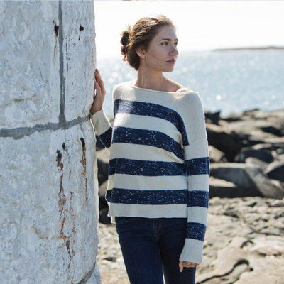 Courtney Pullover Pattern Swans Island Knitting Pattern