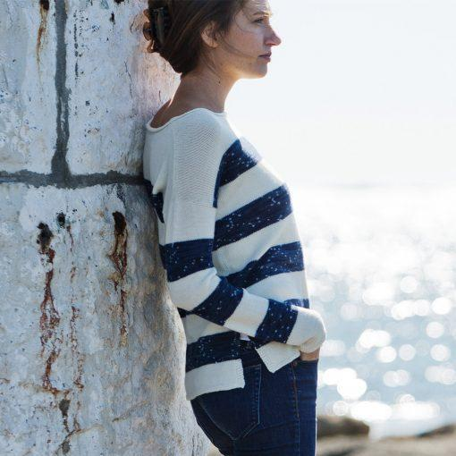 Courtney Pullover Pattern Swans Island Pattern