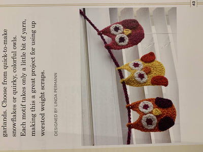 Crochet at Home Book by Brett Bara tribeyarns Book