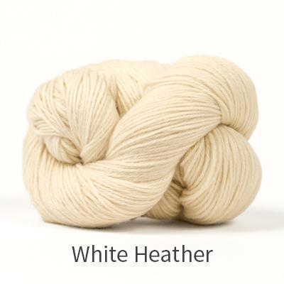 Cumbria Fingering The Fibre Co Yarn White Heather