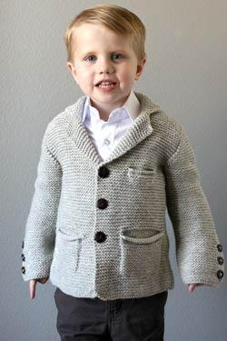 Dapper Pattern Never Not Knitting Pattern
