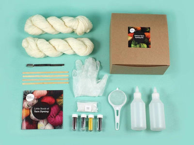 Deluxe Yarn Dyeing Kit It's A Stitch Up Other Stuff