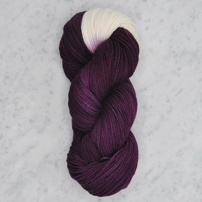 Dip Dyed Collection Swans Island Yarn BD Sangria/Natural