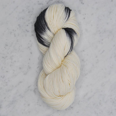 Dip Dyed Collection Swans Island Yarn LD Natural/Graphite