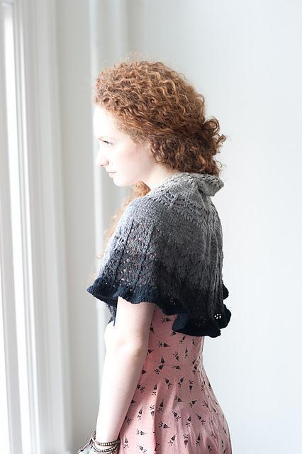 Drawing Nigh Pattern Quince & Co. Knitting Pattern