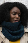 Dubwath Cowl Pattern The Fibre Co Pattern