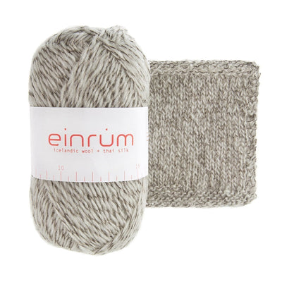 E+2 einrum Yarn 1004 stilbít