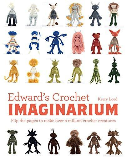 Edward's Crochet Imaginarium TOFT Book Front Cover