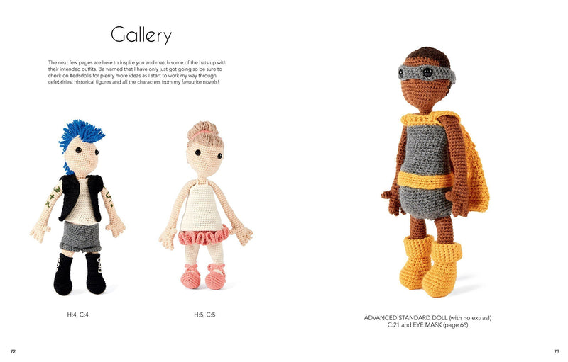Edwards Doll Emporium Book By Kerry Lord Tribe Yarns London