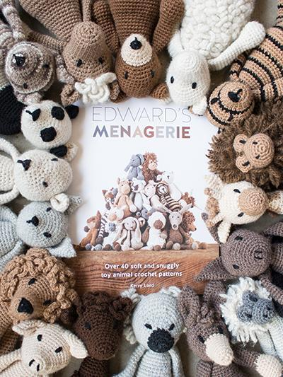 Edward's Menagerie TOFT Book Crochet Front Cover