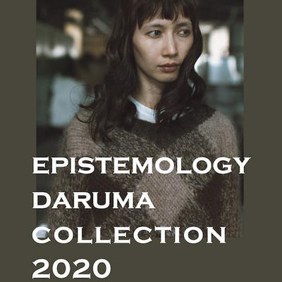 Epistemology DARUMA Collection 2020 Amirisu Magazine
