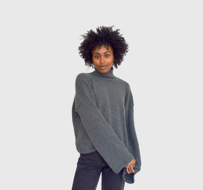 Fall Set: Sweater Pattern by Clinton Hill Cashmere Clinton Hill Cashmere Pattern