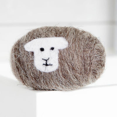 Felted Soap Little Beau Sheep Other Stuff Herdwick Sheep