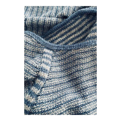 Field Sweater Pattern by Helga Isager Isager Pattern