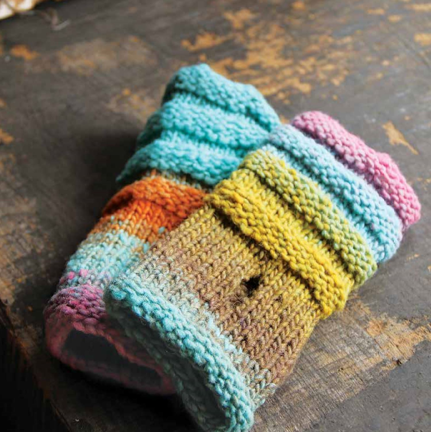 Fingerless Mitts Pattern by Noro Noro Pattern