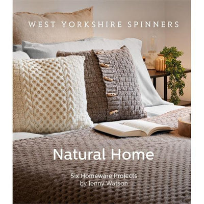Fleece - Natural Home West Yorkshire Spinners Book