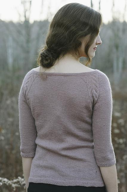 Floret Pattern Quince & Co. Knitting Pattern