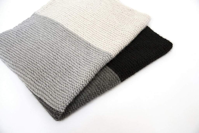 Four Play Blanket Pattern by Clinton Hill Cashmere Clinton Hill Cashmere Pattern