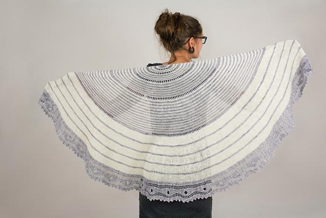 Friesoythe Shawl Pattern Jana Huck Pattern